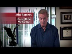 """""""Strengthen"""" from 60 Plus Association features Pat Boone telling voters to choose Romney. 10/25/12"""