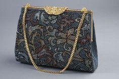 Немного бисера сумочки..