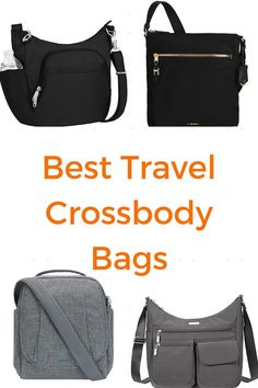 Best Crossbody Bags For Travel 2019 – Crossbody Travel Pur … - Christmas Deesserts Best Purses, Cheap Purses, Unique Purses, Cute Purses, Pink Purses, Small Purses, Prada Purses, Luxury Handbags, Gucci Handbags