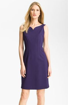Elie Tahari Exclusive for Nordstrom 'Tara' Dress available at #Nordstrom