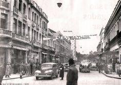 Rua XV de Novembro 1945