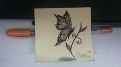 Mariposa by Chelito Gordillo