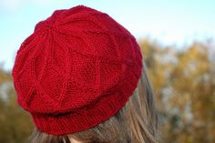 Ravelry: Rylands Cabled Hat pattern by Patricia Martin