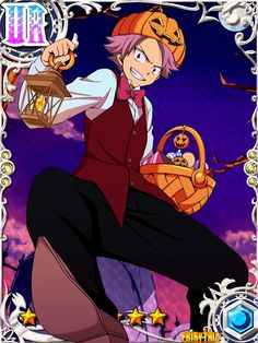 Wish You Everyone Happy Halloween 🎃 Image Fairy Tail, Fairy Tail Pictures, Fairy Tail Images, Fairy Tail Gruvia, Fairy Tail Natsu And Lucy, Fairy Tail Anime, O Maskara, Fairy Tail Drawing, Halloween Fairy