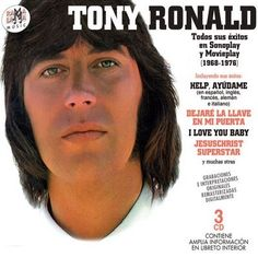 Cantantes de todos los Tiempos: Tony Ronald - Biografia