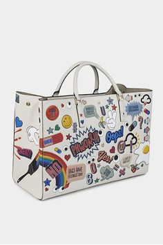 Anya Hindmarch Bag Stickers