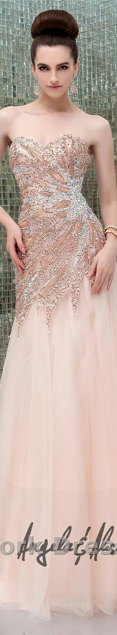For when I need a little bejeweled number for elegant night on a cruise... The color is too pale, though, for this application.