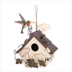 Home Garden Hummingbird Morning Glory Mini Birdhouse by Furniture Creations, http://www.amazon.com/dp/B004C3SQ52/ref=cm_sw_r_pi_dp_a3jBqb0BYQWMR