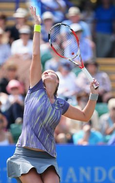 Petra Kvitova @ AEGON International 2013 #WTA #Kvitova