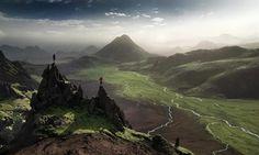 Landmannalaugar Iceland by Max Rive [5640x3406]