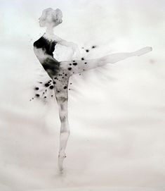 Ballet Dancer 1 by Bridget Davies