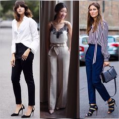 "Instagram media by advogadacomestilo - BATALHA DE LOOKS: 1, 2 ou 3? . . Marque suas amigas que também são ""advogadas com estilo""❗️ . . . . . . .  #advogadacomestilo #advogata #advogada #work #lookoftheday #looktrabalho #lookdetrabalho #lawyer #law #ootd #fashion #fashionista #look #direito #moda #estilo #escritorio #office #regram #boanoite"