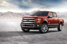 Fuel Economy (Gas V6): 19 mpg city / 26 mpg hwy (Details Below)The full-size Ford F-150 is one of th... - Ford Motor Company