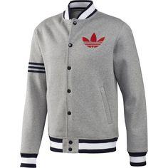 adidas Men's Superstar Fleece Remix Jacket | adidas Canada