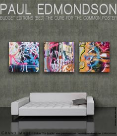 Kick It Street Style! New BED from Paul Edmondson