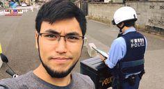 Go Tropa: No japão, atitude do policial deixa brasileiro perplexo