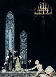 """sakrogoat: """"Kay Rasmus Nielsen - East of the Sun and West of the Moon """""""