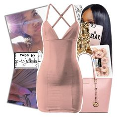"""""""« if you wanna spend some time, you know when the club is over »"""" by p-rojectbaby ❤ liked on Polyvore featuring Giuseppe Zanotti, Casetify and MICHAEL Michael Kors"""