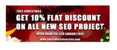 Our SEO Company is providing affordable #SEO #services in #Australia with concern all latest algorithm update. Here you can easily select any SEO packages at very affordable rate.
