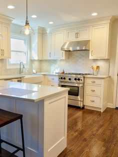 Our Latest Work, A Laid Back Kitchen With Style. Thrive Design Group Of  Arlington