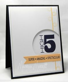 Mama Mo Stamps: Clean & Simple Card Making 2