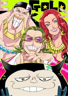 One Piece, Gran Tesoro