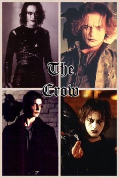 "The Crow, The Crow: City of Angels, The Crow: Salvation, The Crow: Wicked Prayer. this is only the movies, but there is one serie too,""the crow stairway to heaven"" btw. alex from the crow salvation is the same guy who plays daniel from ugly betty"