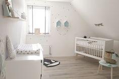We spotten het kamertje van Mauk op Instragram en willen hem graag delen op de Babypark Blog als inspiratie voor anderen.