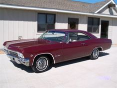 Chevrolet Impala SS 2dr HT