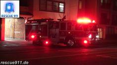 Engine 6 Santa Monica Fire Department