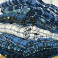 Vintage blues sbuttondownshirt s Blue Flannel Shirt, Flannel Outfits, Plaid Flannel, Boy Outfits, Fashion Outfits, Try Guys, Bridesmaid Shirts, Beautiful Outfits, Button Down Shirt