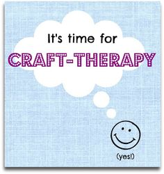 Craft-therapy time! :) #PinPals