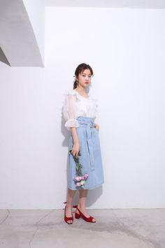 Nice Claup Waist Skirt, High Waisted Skirt, Japan Fashion, Nice, Skirts, Outfits, High Waist Skirt, Japanese Fashion, Skirt