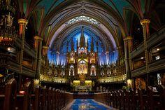 Basilique Notre-Dame de Montreal - amazing craftsmanship