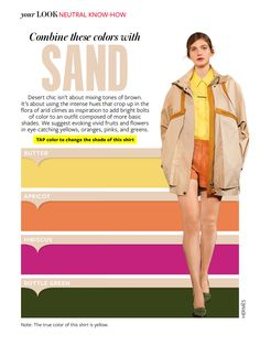 Instyle sand