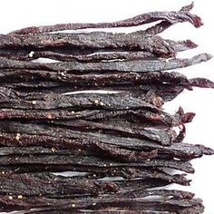 Biltong is a fantastic energy snack. Beef Biltong Snap Sticks & Chilli Bites marinated in special seasoning before drying. Our fully qualified butcher makes biltong and dry wors daily! Chilli Recipes, Sausage Recipes, Beef Recipes, Kos, Heritage Recipe, Biltong, How To Make Sausage, Sausage Making, South African Recipes