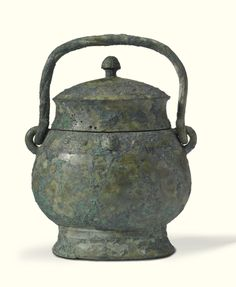 THE FU YI YOU A  BRONZE RITUAL WINE VESSEL LATE SHANG DYNASTY, 13TH-11TH CENTURY BC