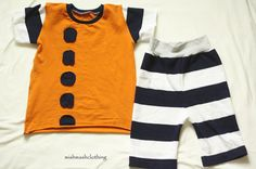 Cool little boy's outfit ~ less than $30