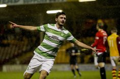 Youngster Bahrudin Atajic was on the scoresheet in a 5-0 demolition of Motherwell at Fir Park