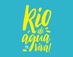 """Check out new work on my @Behance portfolio: """"Acampamento """"Vem Louvar 2017 - Rio de Água Viva!"""""""" http://be.net/gallery/47057569/Acampamento-Vem-Louvar-2017-Rio-de-Agua-Viva"""