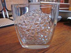 Czech art glass vase hobnail range  Sklo Union di Designclassics24, $49.00