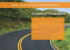 #Asphalt # Perpetual Pavements