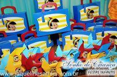 Sonho de Criança Festas Infantis: O Mundo Mágico de Pinóquio e seu amigo Floriano