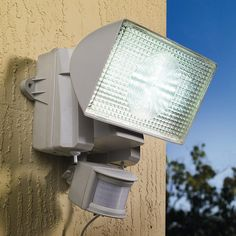Motion-activated Solar LED Light
