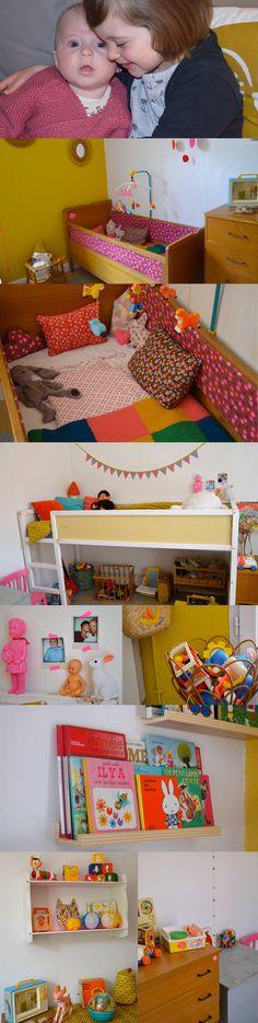 La chambre de Charlie & June / Charlie & June's room