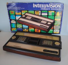 Intellivision Console with Original Box
