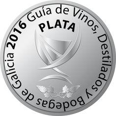 PLATA para nuestro Aguardiente de Hierbas Felipe Saavedra y nuestro Licor de Hierbas Marialba. Ambos productos amparados por Orujo de Galicia (IGP) #aguardiente #awards