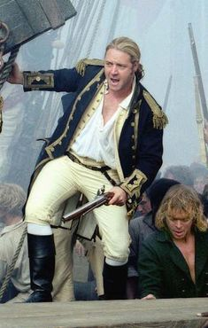russell crowe master and commander - Google Search