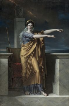 Polyhymnia, Muse of Eloquence | Cleveland Museum of Art