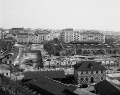 Demolição do Matadouro Municipal de Lisboa